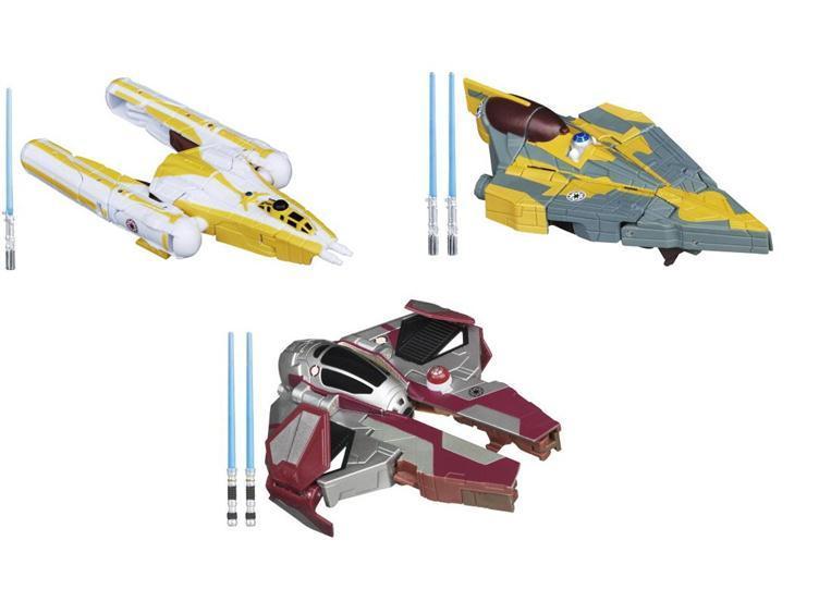 Star Wars Transformers Class I 2012 Wave 0.5
