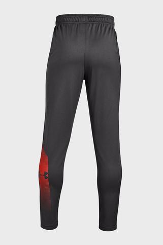Детские серые спортивные брюки BRAWLER TAPERED PANT Under Armour