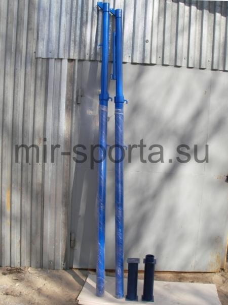 Стойка для волейбола телескопическая