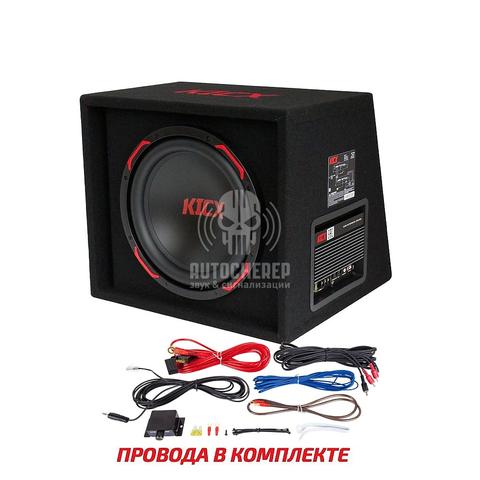 Сабвуфер Kicx GT311BPA