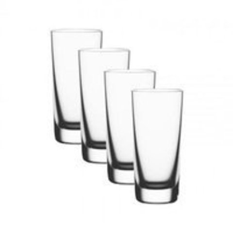 Набор из 4-х стопок для крепких напитков Vivendi Premium, 55 мл