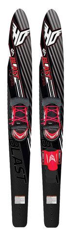 Парные лыжи Blast 63