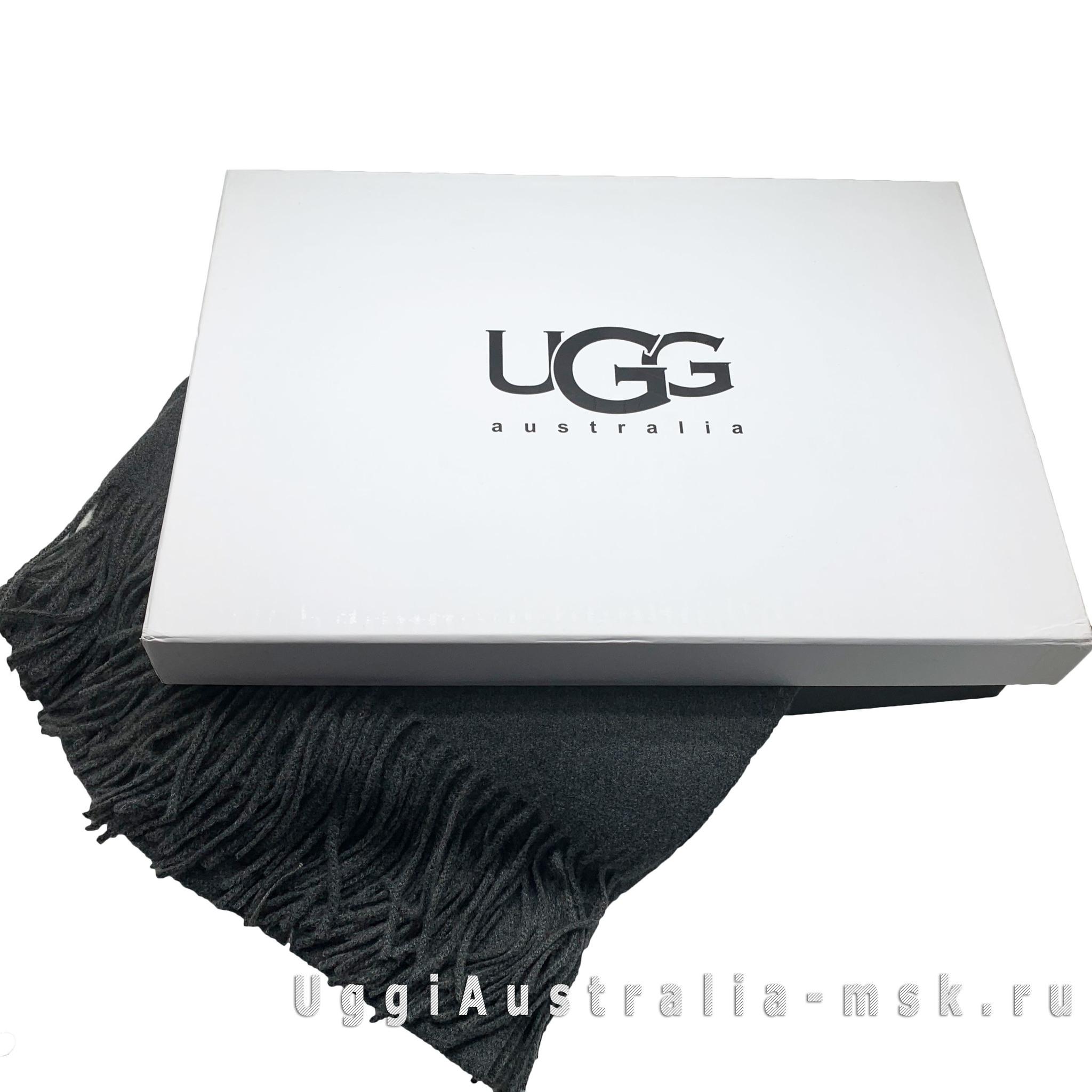 UGG Шарф Light Grey