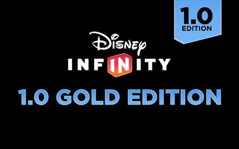 Disney Infinity 1.0: Gold Edition (для ПК, цифровой ключ)