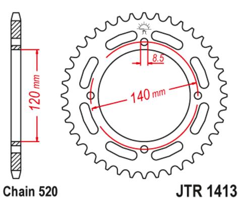 JTR1413