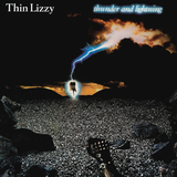 Thin Lizzy / Thunder And Lightning (LP)