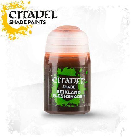 Краска Citadel Shade: Reikland Fleshshade