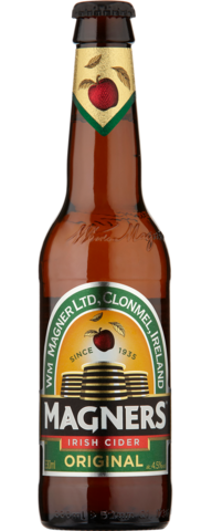 Magners Original / Магнерс Ориджинал (натуральный яблочный газированный полусладкий)
