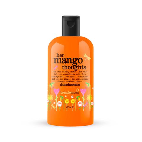 TREACLEMOON | Гель для душа Задумчивое манго/ Her Mango thoughts Bath & shower gel, (225 мл)