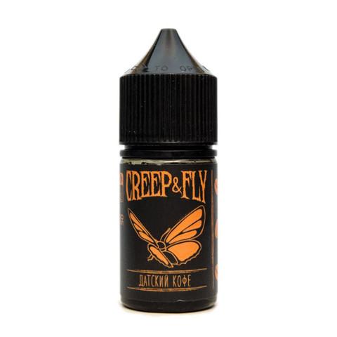 Жидкость Creep & Fly Pod 30 мл Датский Кофе