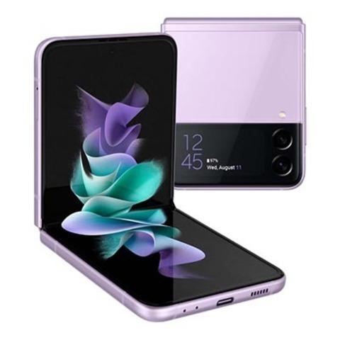 Samsung Galaxy Z Flip 3, 8/256 ГБ, лавандовый