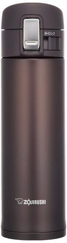 Термокружка Zojirushi (0,48 литра), темно-коричневая