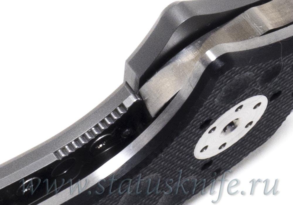 Нож Spyderco Schempp Tuff - фотография