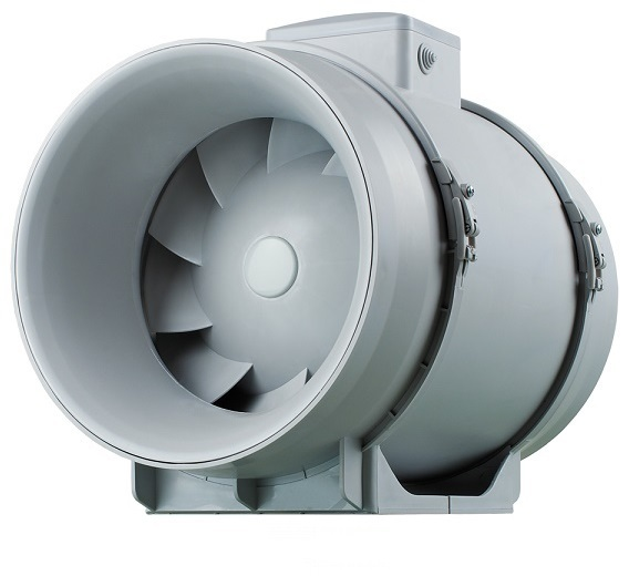 Вентс (Украина) Канальный вентилятор Вентс ТТ Про 125 Таймер про1.jpg