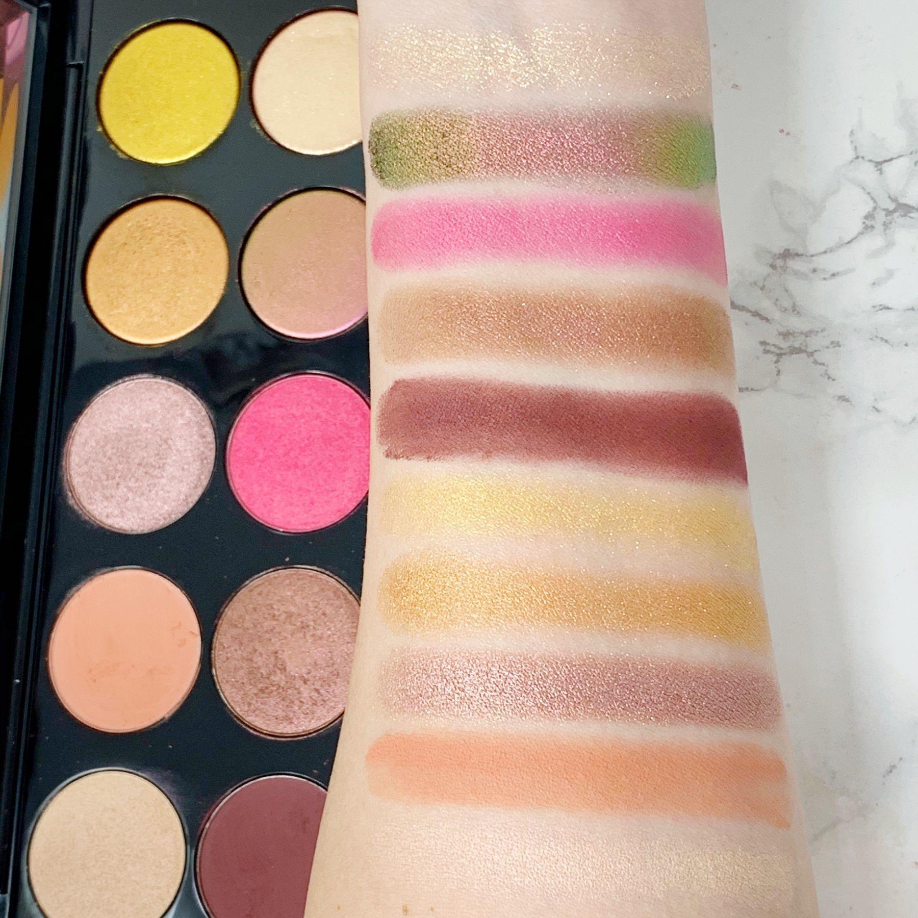 Pat McGrath Labs Mothership VIII Artistry Eyeshadow Palette - Divine Rose II