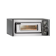 Печь для пиццы ABAT ПЭП-2, (  820(833)x635(784)x350(375) мм,  4,84 кВт,  230В ).