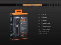 Фонарь с фокусировкой Fenix FD45 900 lm
