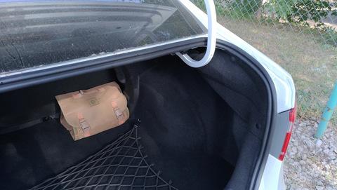 Обивки ворсовые пружин багажника Vesta седан.