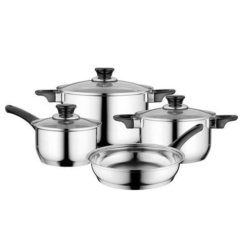 7пр набор посуды Gourmet