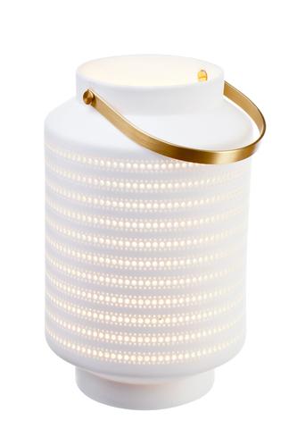 Настольный светильник Escada 10178/L E14*40W White