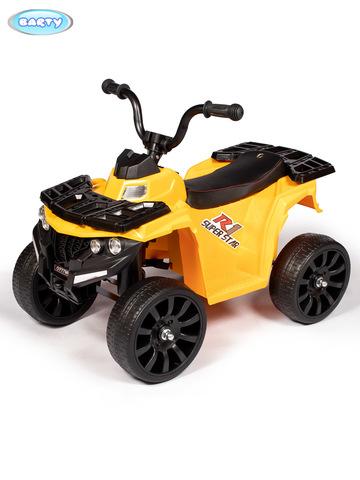 Электроквадроцикл Barty O777MM, желтый