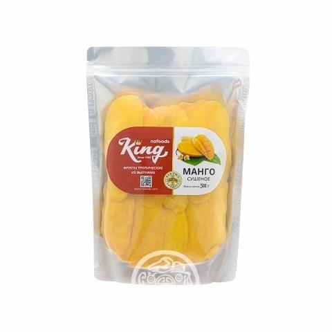 Сушеное манго King 300г