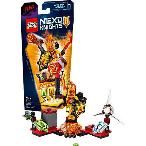 LEGO Nexo Knights: Флама — Абсолютная сила 70339 — Лего Нексо Рыцари