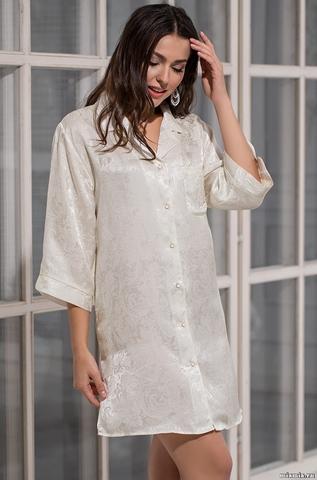 Рубашка Mia-Amore  3177 NIKA (нат.шелк)