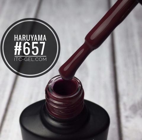Гель лак Haruyama 8мл (657)