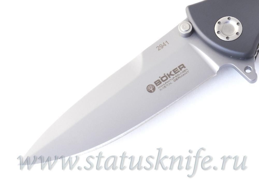 Нож Boker Turbine Flipper 110130 - фотография
