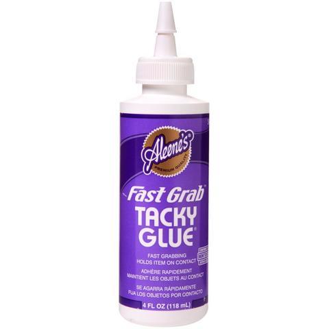 Клей Tacky glue 118 мл Fast Grab (моментальное схватывание)