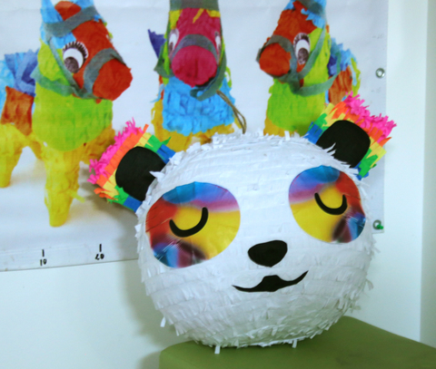 Пиньята панда