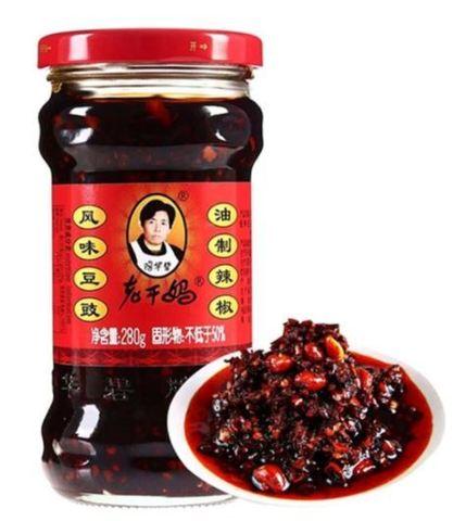 Приправа соус Лао Ган Ма - 280 гр.