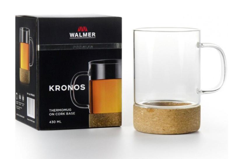 Термокружка Walmer Kronos, 0.43л