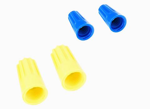 Соединительный изолирующий зажим СИЗ-4 11,0 мм2 желтый (100 шт) TDM