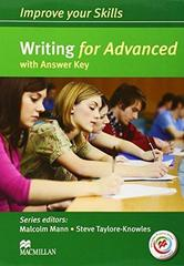 Improve your Skills: Writing for Advanced Student's Book with key & MPO Pack