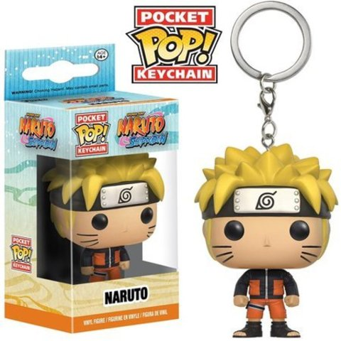 Брелок Наруто || POP! Keychain Naruto