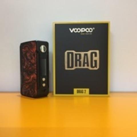 Батарейный мод Drag 2 177w by VooPoo