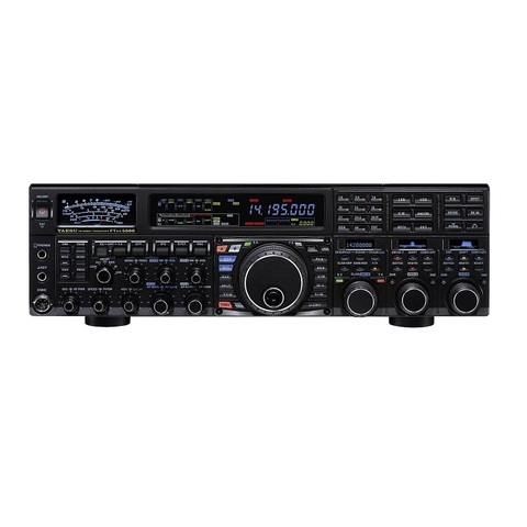 КВ радиостанция YAESU FT DX 5000MP LTD EXP