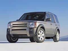 Чехлы на Land Rover Discovery III 2004–2009 г.в.
