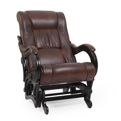 Кресло-глайдер Модель 78 венге