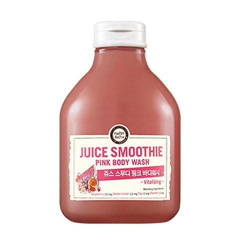 Happy Bath Juice smoothie pink body wash