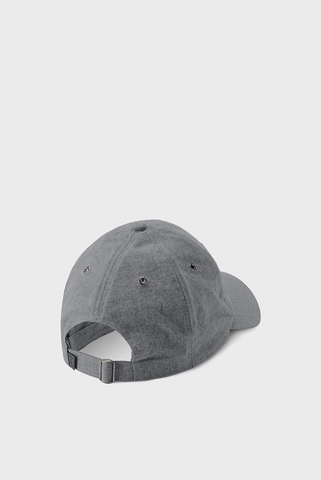 Мужская серая кепка Perf Lifestyle Dad Cap Under Armour