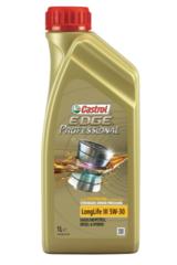 Синтетическое моторное масло Castrol Edge Professional LL III 5W-30 1 л