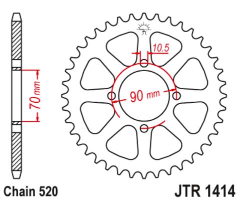 JTR1414