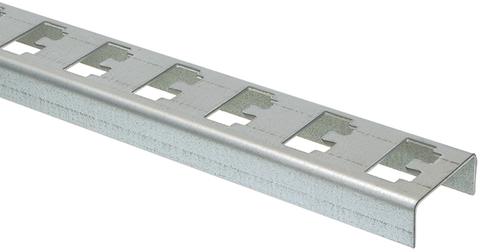 Стойка кабельная К1154 УТ2,5 цинк. 1800 мм