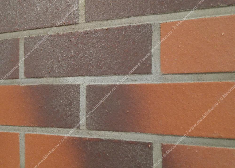 ABC - Ziegelriemche, Buxtehude, 240х71х10, NF - Клинкерная плитка для фасада и внутренней отделки