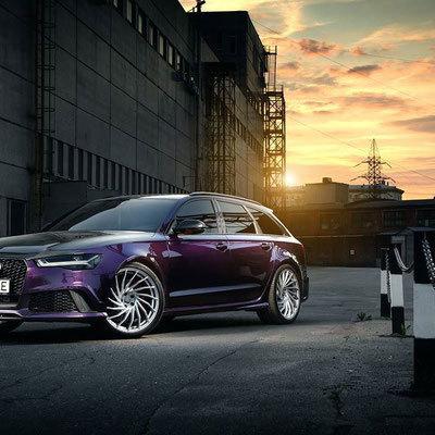 Карбоновый капот для Audi A6 C7