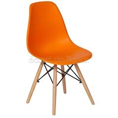 Стул Secret De Maison Синди (CINDY) (EAMES) (mod. 001) — оранжевый/orange