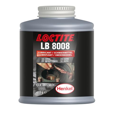 LOCTITE LB 8008 Смазка медная противозадирная, банка с кистью